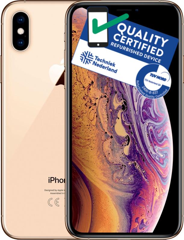 iPhone Xs | 64GB | Goud | Lichte gebruikerssporen