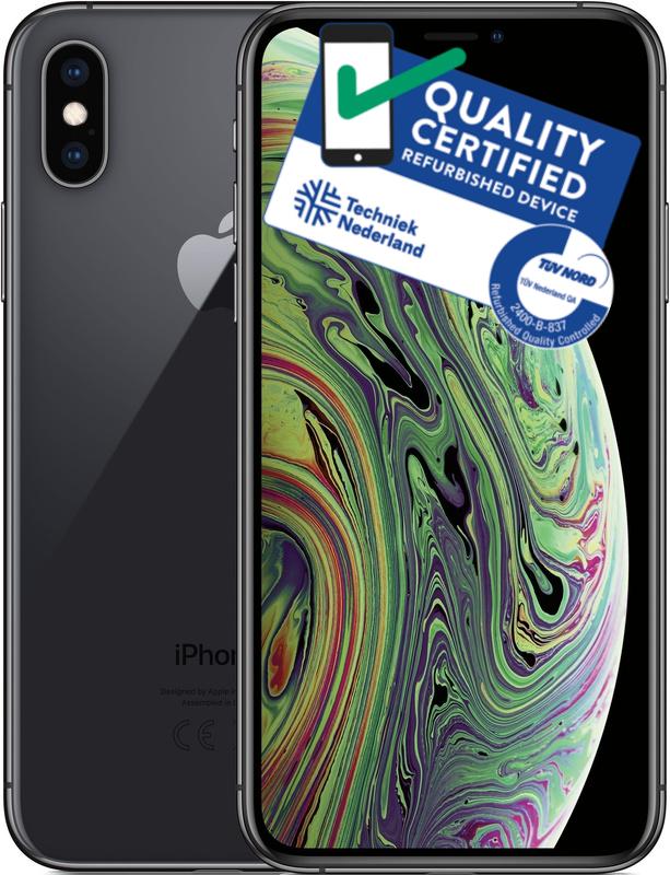 iPhone Xs | 256GB | Space Grijs | Zichtbare gebruikerssporen