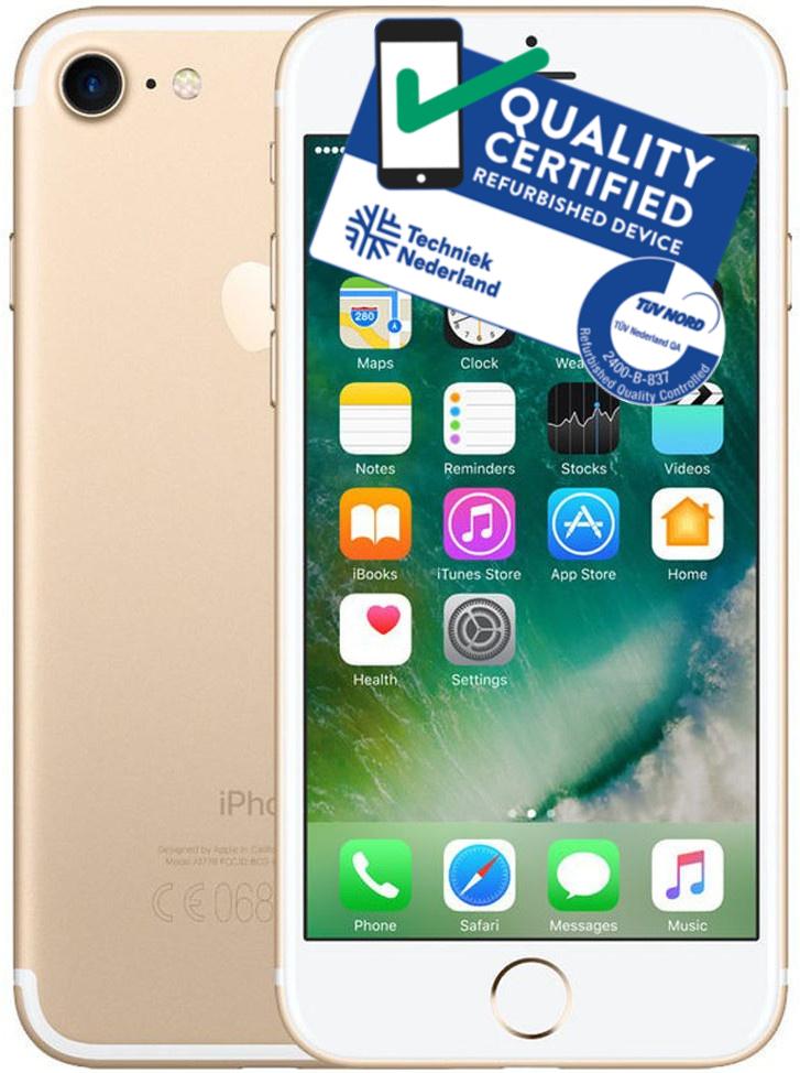 iPhone 7 | 32GB | Goud | Lichte gebruikerssporen ACTIE PRIJS! OP=OP Tweedehands