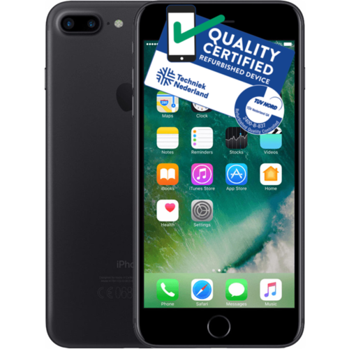 Apple iPhone 7 Plus | 32GB | Zwart