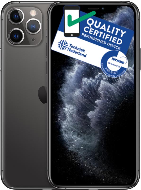 iPhone 11 Pro Max   64GB   Spacegrijs   Lichte gebruikerssporen