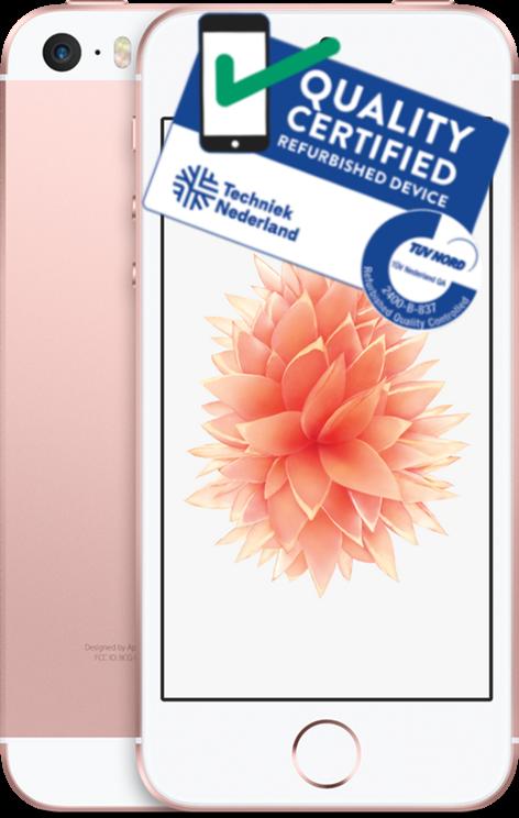 iPhone SE | 32GB | Rosé Goud | Zo goed als nieuw
