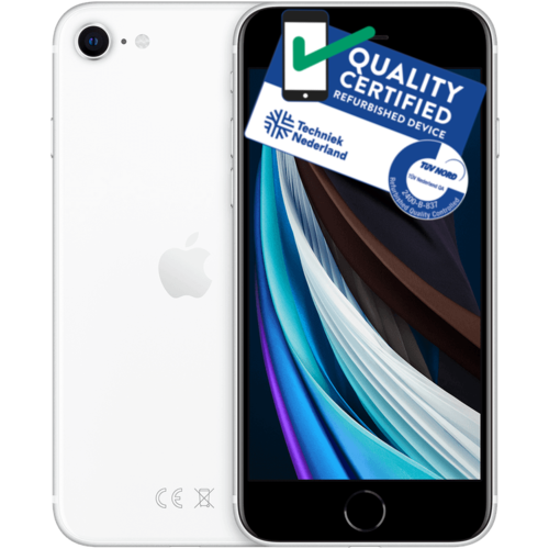 Apple iPhone SE 2020 | 128GB | Wit