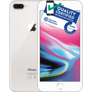 iPhone 8 Plus | 256GB | Zilver