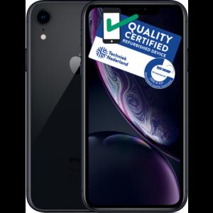 iPhone Xr | 128GB | Zwart