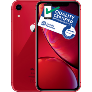 iPhone Xr | 128GB | Rood