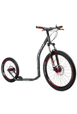 Crussis Crussis Cross 6.3 antraciet 26/20 HD step