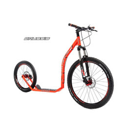 Crussis Crussis Cross 6.1 oranje 26/20 HD