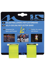 Zelfoprollende Reflector Band M-WAVE SnapWrap