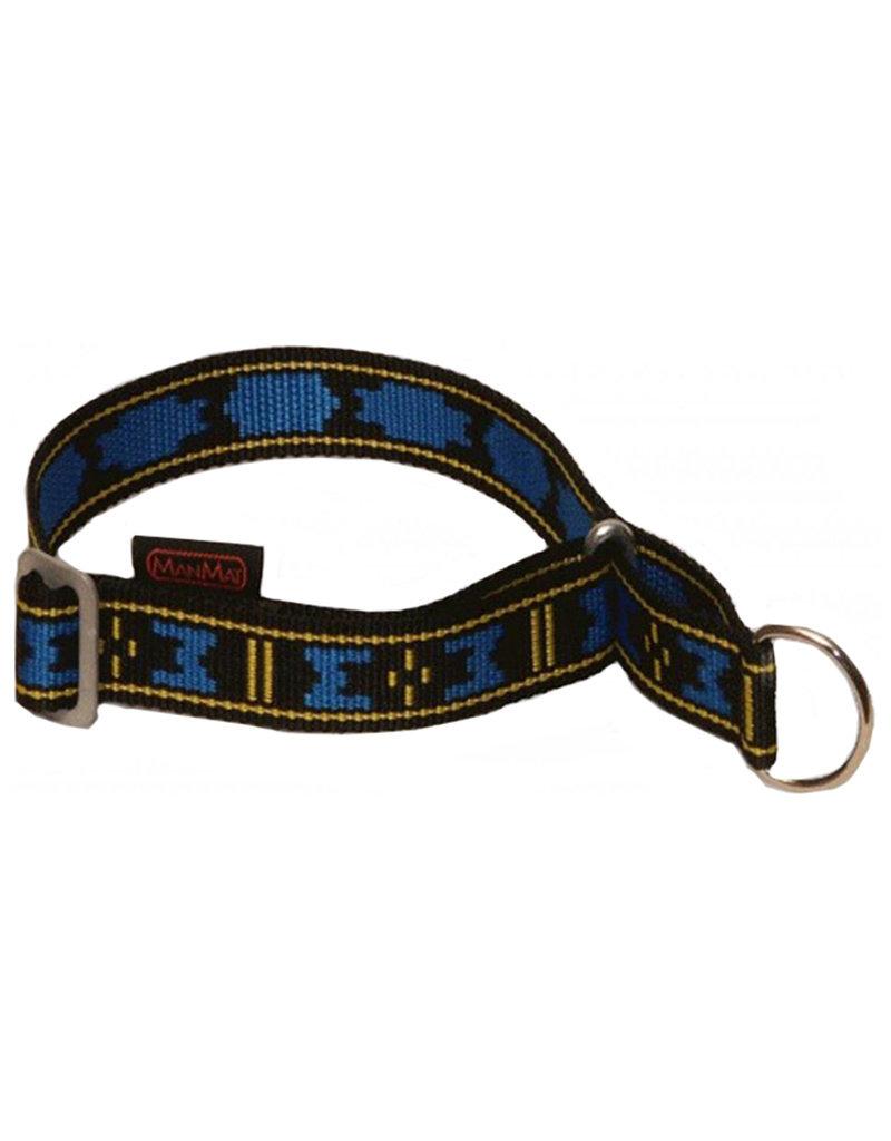 Halsband ManMat STANDAARD Semi Choke