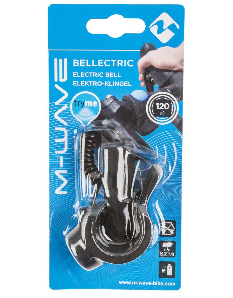 M-WAVE Bellectric Electro Fietsbel