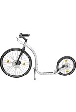 Kickbike Kickbike Safari Zilver Limited edition