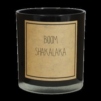 My Flame Lifestyle Bio Sojakaars - BOOMSHAKALAKA - Geur Warm Cashmere
