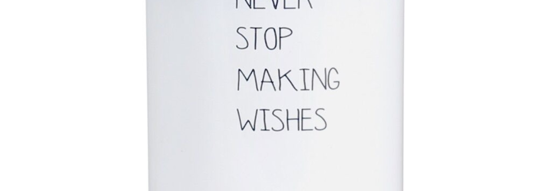 Bio Sojakaars - NEVER STOP MAKING WISHES - Geur FIG'S Delight