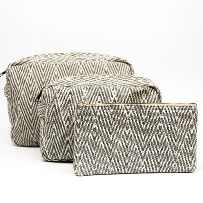 Toilettas - Herringbone - MEDIUM-2