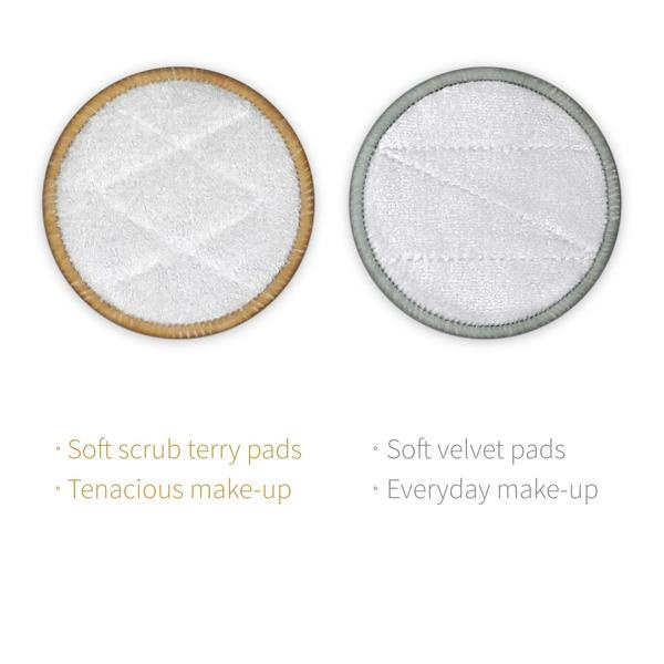 Herbruikbare Make-up Pads / Wattenschijfjes-3