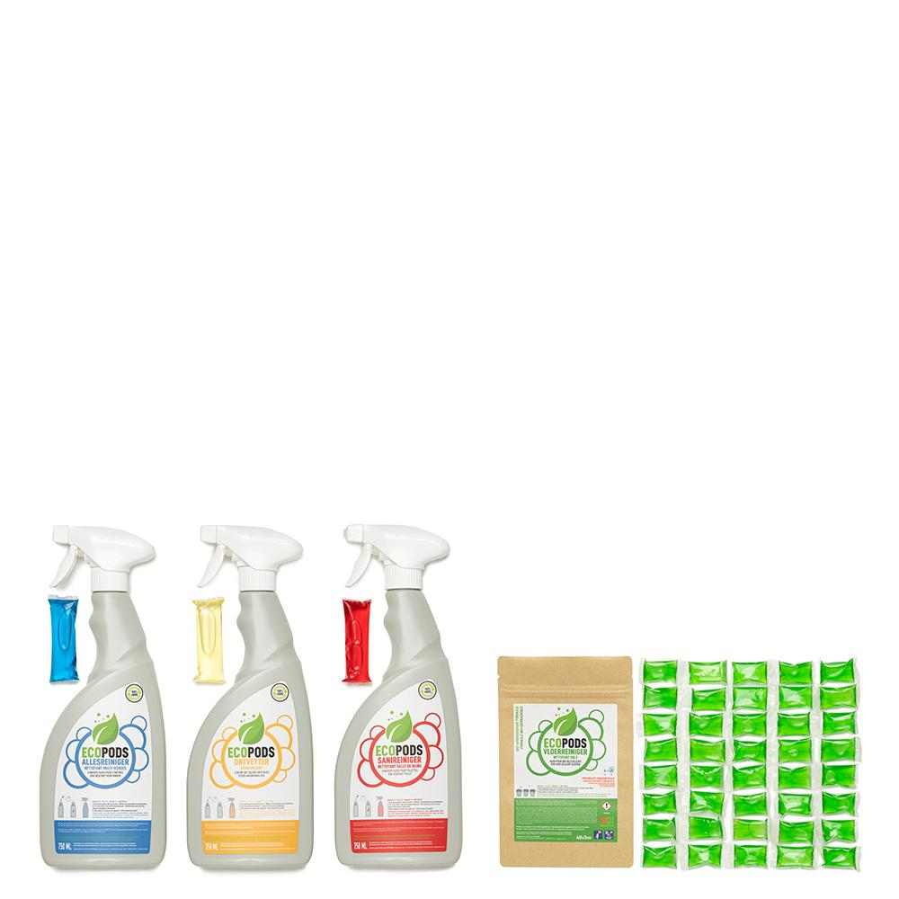 Starterspakket Ecopods 3m-1