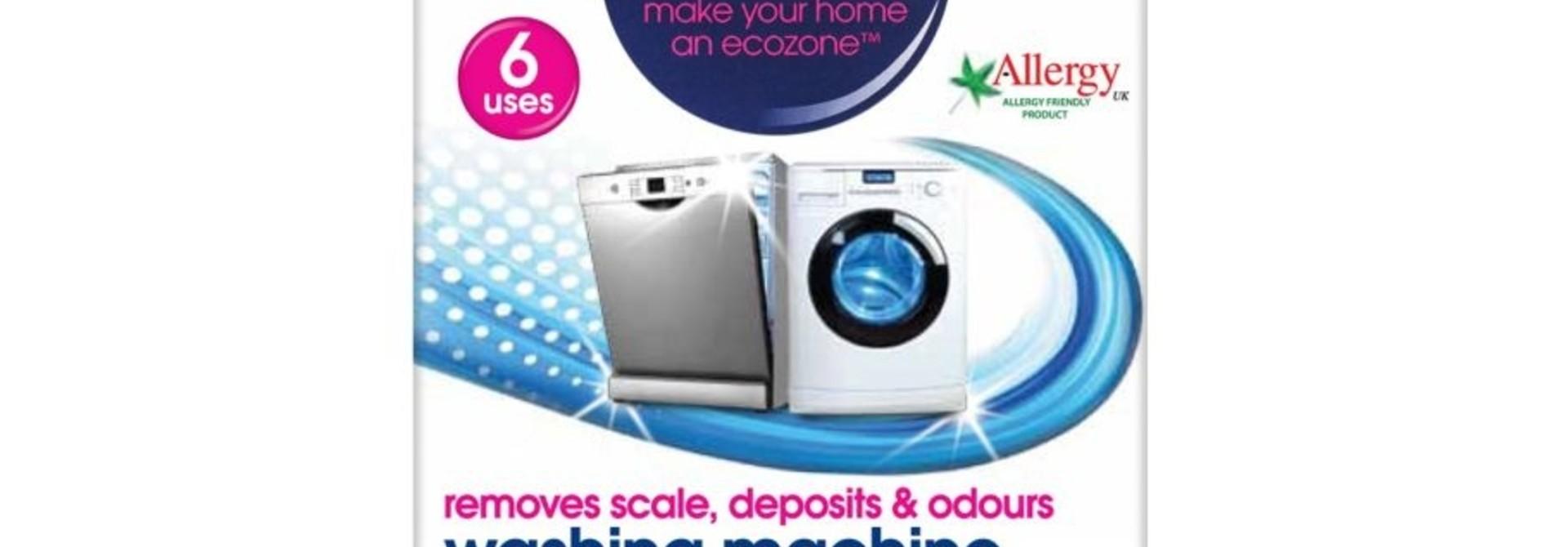 Reinigingstabletten Wasmachine + Vaatwasser