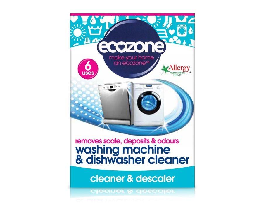Reinigingstabletten Wasmachine + Vaatwasser-1