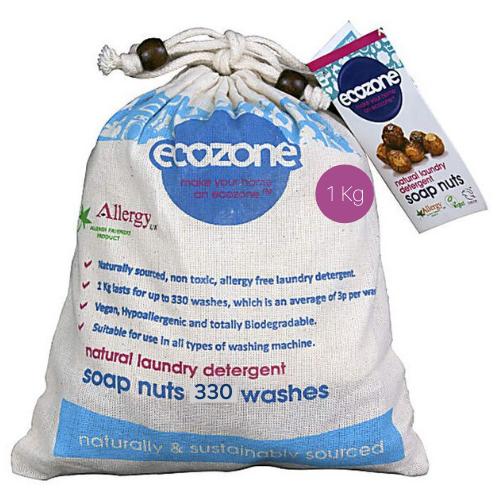 Ecozone -  Wasnoten zak 1 kg-1