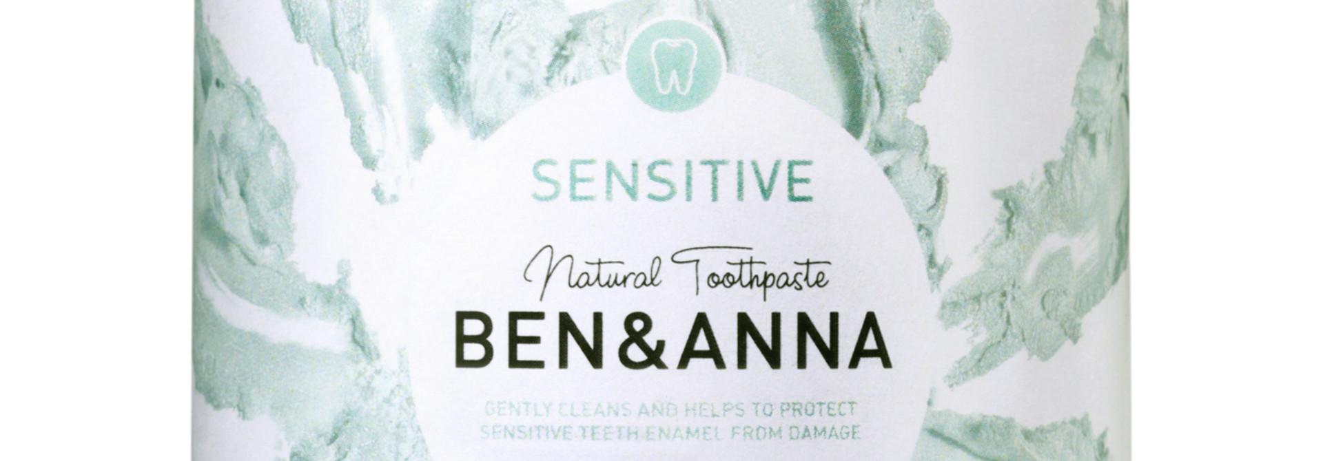 Natuurlijke Tandpasta -  Sensitive