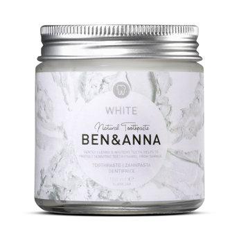 Ben & Anna Natuurlijke Tandpasta - White
