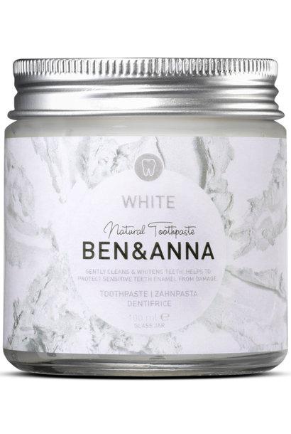 Natuurlijke Tandpasta - White