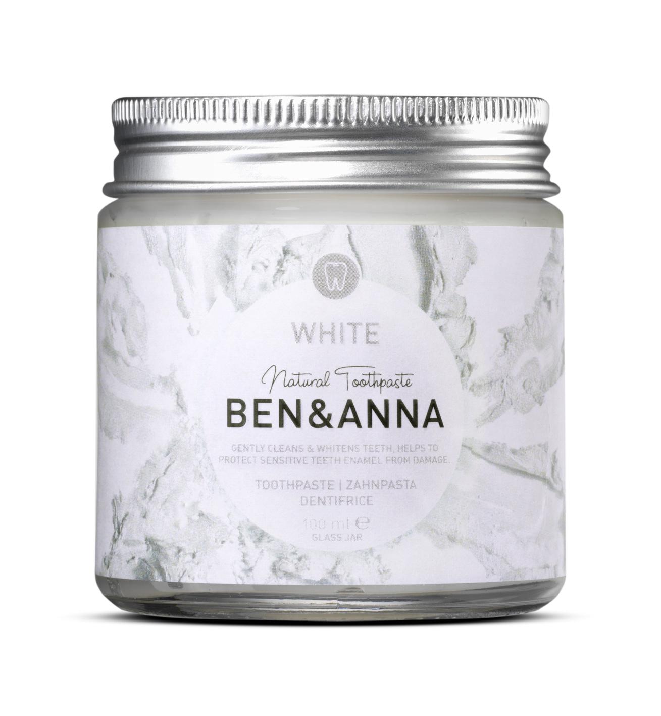 Natuurlijke Tandpasta - White-1