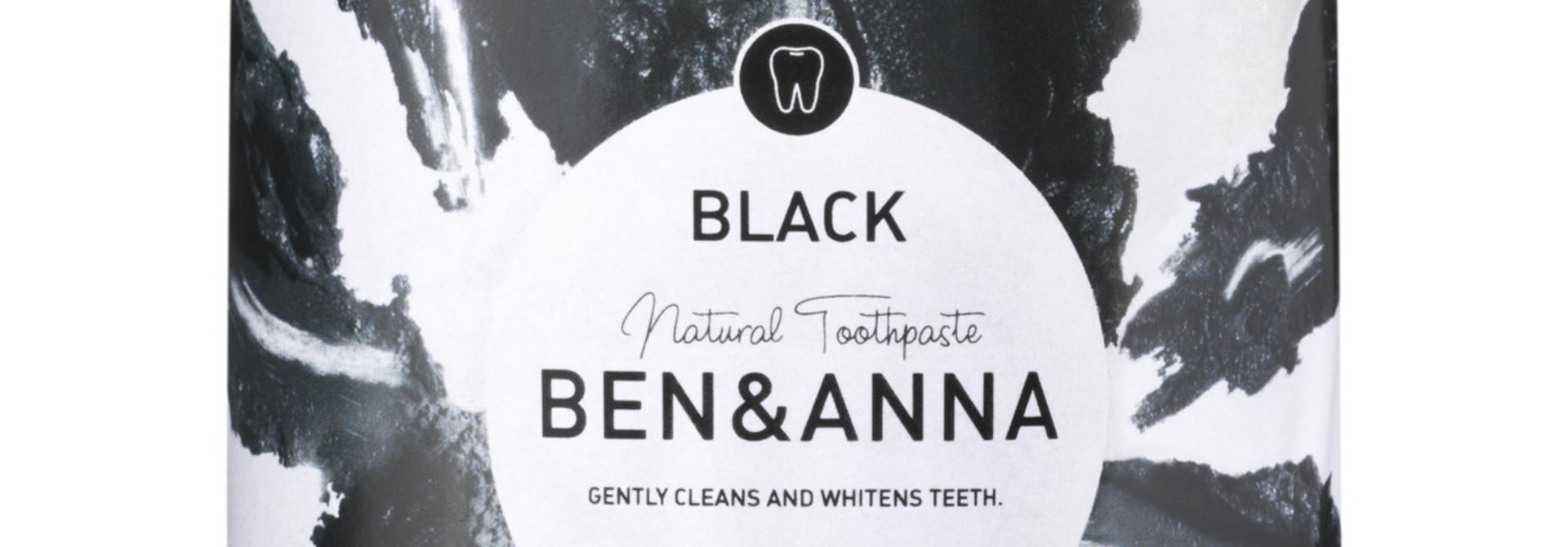 Natuurlijke Tandpasta - Black