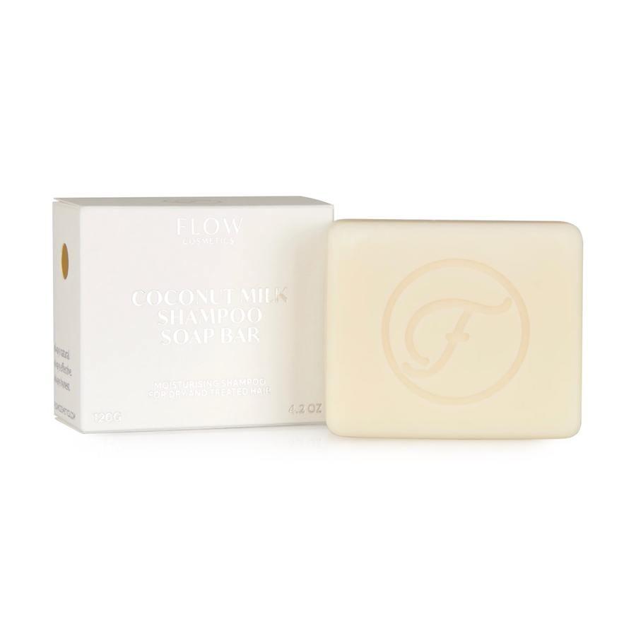 Shampoo Bar DROOG/ BEHANDELD HAAR - Coconut Milk Bar-1