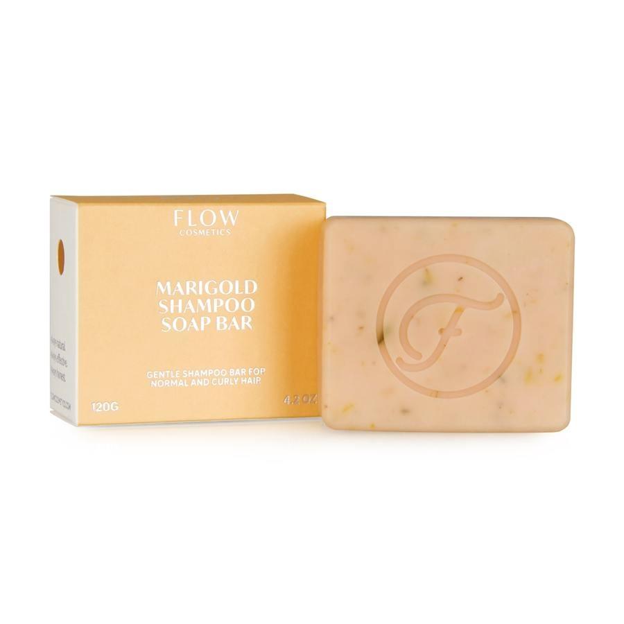 Shampoo Bar NORMAAL & KRULLEND  - Marigold-1