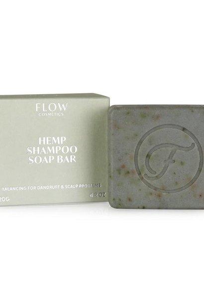 Shampoo Bar ROOS & GEVOELIGE HOOFDHUID - Hemp