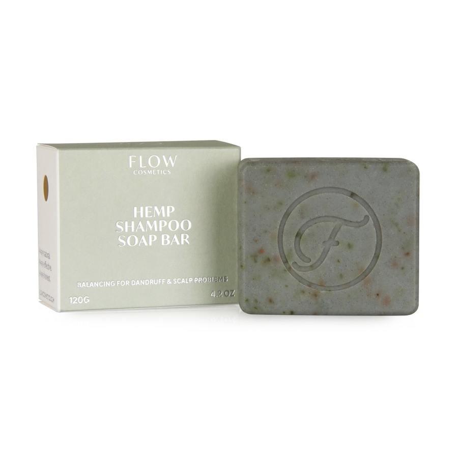 Shampoo Bar ROOS & GEVOELIGE HOOFDHUID- Hemp-1