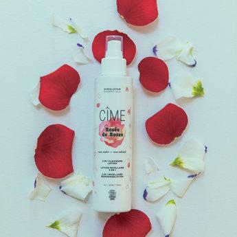 Cime Micellaire Reinigingslotion 3-in-1 Rosée de Roses
