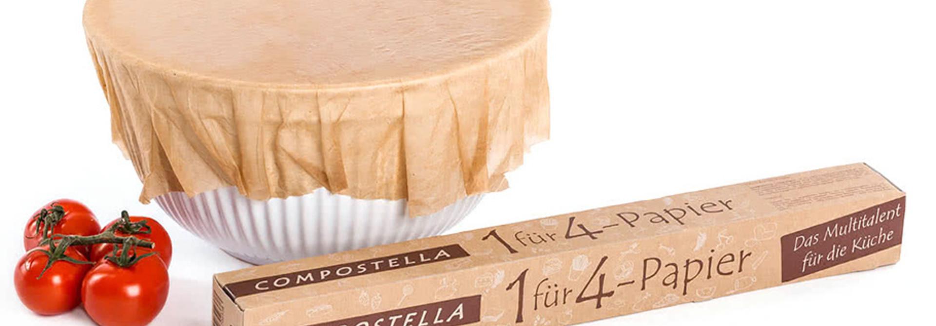 Compostella - Keukenfolie 4 in 1