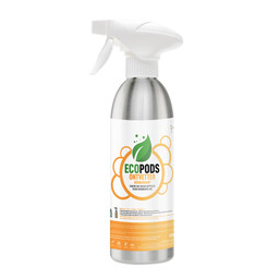 Ecopods Verstuiver Alu  Ontvetter