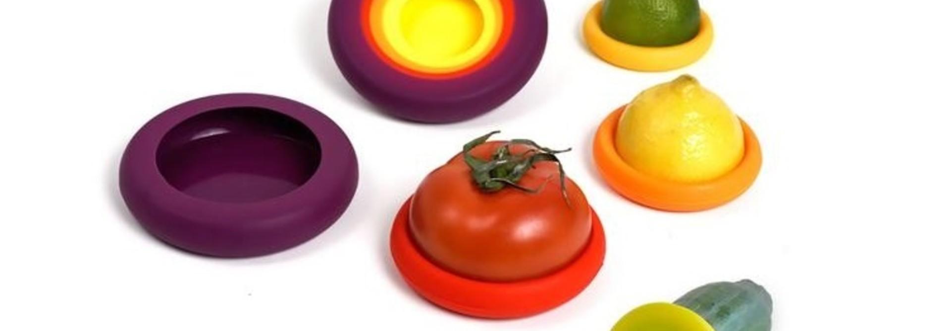 Food Huggers - Herfst kleuren - set van 5