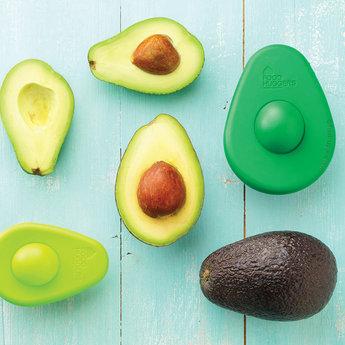 Foodhuggers Food Huggers - Avocado Huggers - set van 2