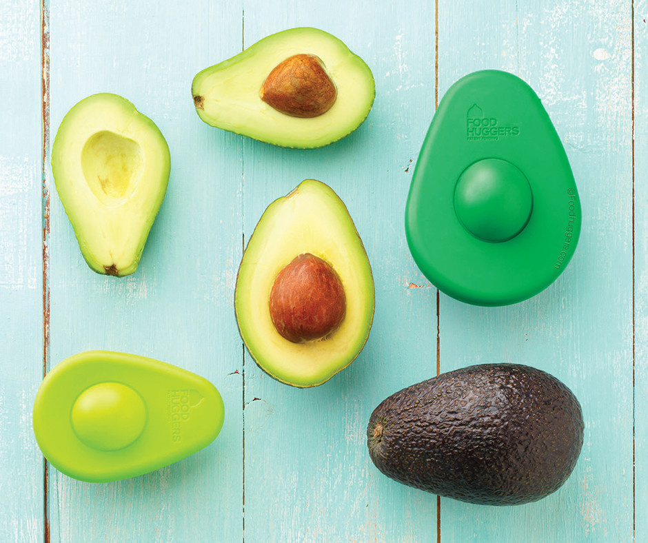 Food Huggers - Avocado Huggers - set van 2-2