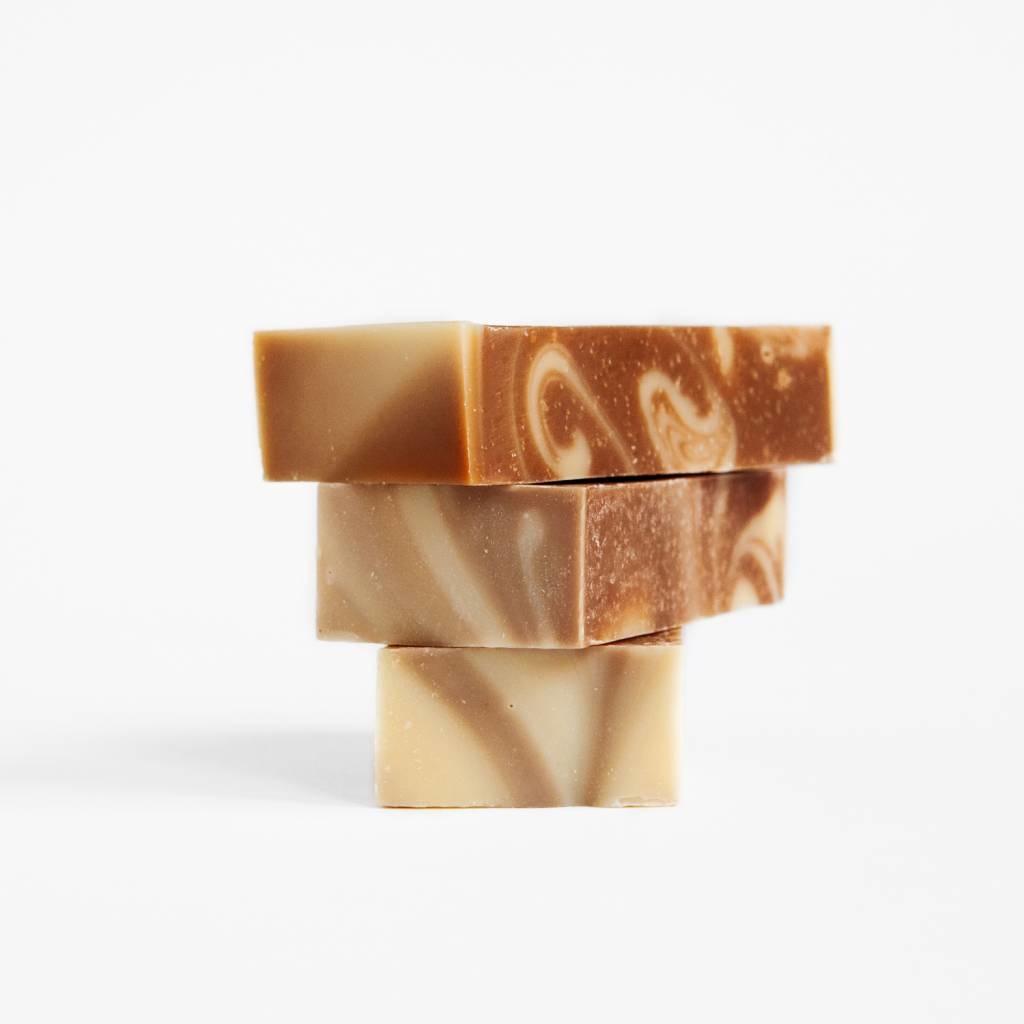Lichaam / Handzeep  Chocoladeswirl - DROGE HUID-2