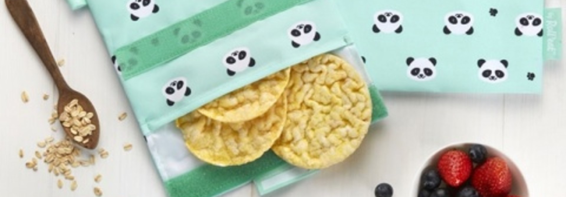 Snack'n'Go lunchzakje - Animals