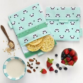 Roll'eat Snack'n'Go lunchzakje - Animals