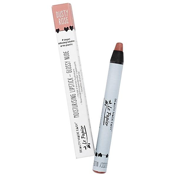 Zero Waste Lipstick GLOSSY-2