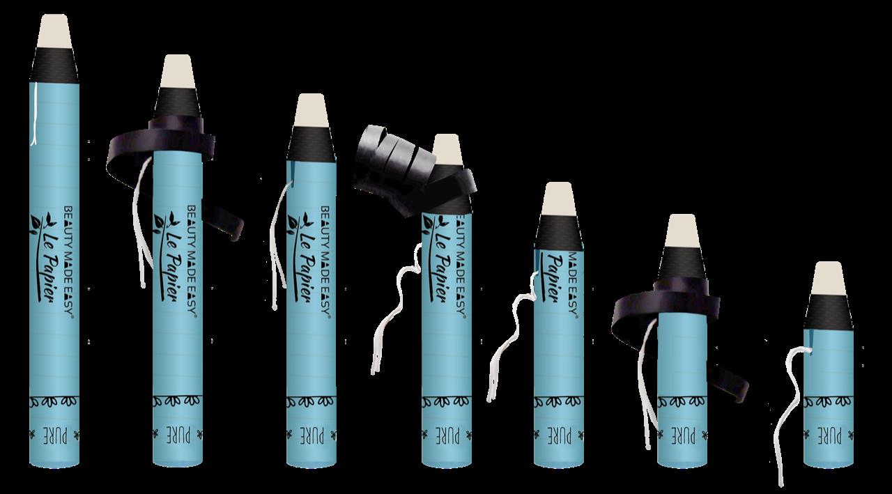 Zero Waste Lipstick GLOSSY-4