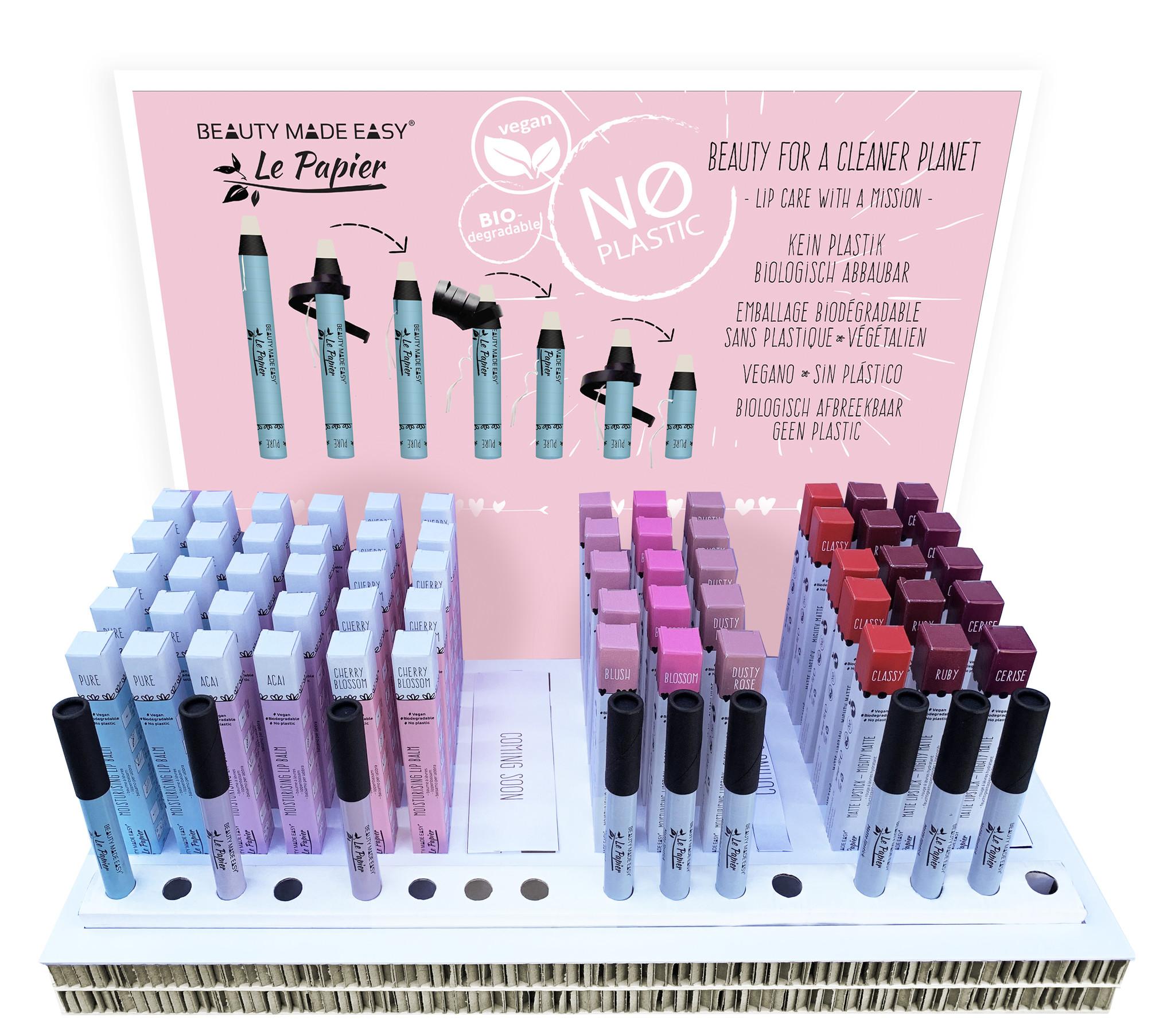 Zero Waste Lipstick GLOSSY-5