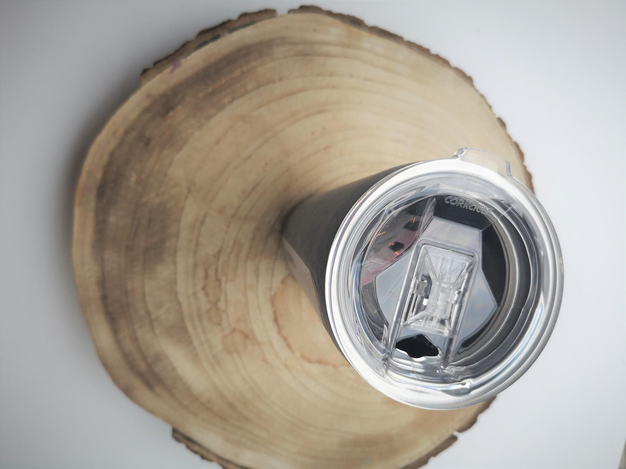 Tumbler - Walnut Wood 475ml-3