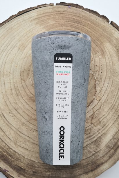 Tumbler - Concrete 475ml