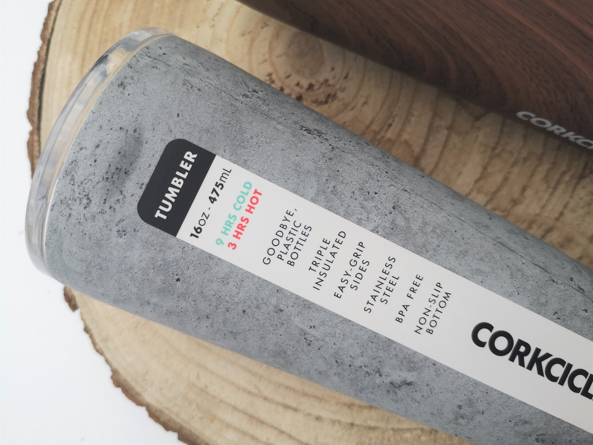 Tumbler - Concrete 475ml-4