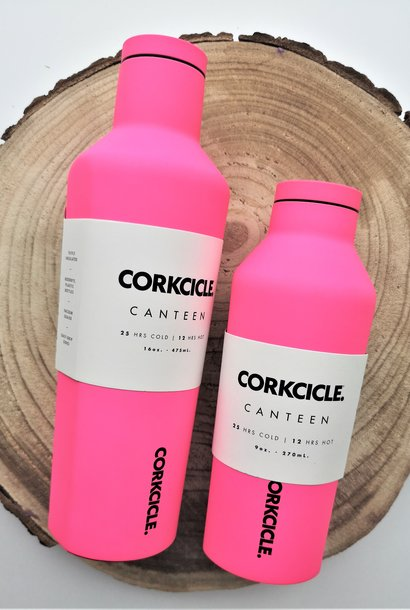 Canteen Fluo Pink - 270ml