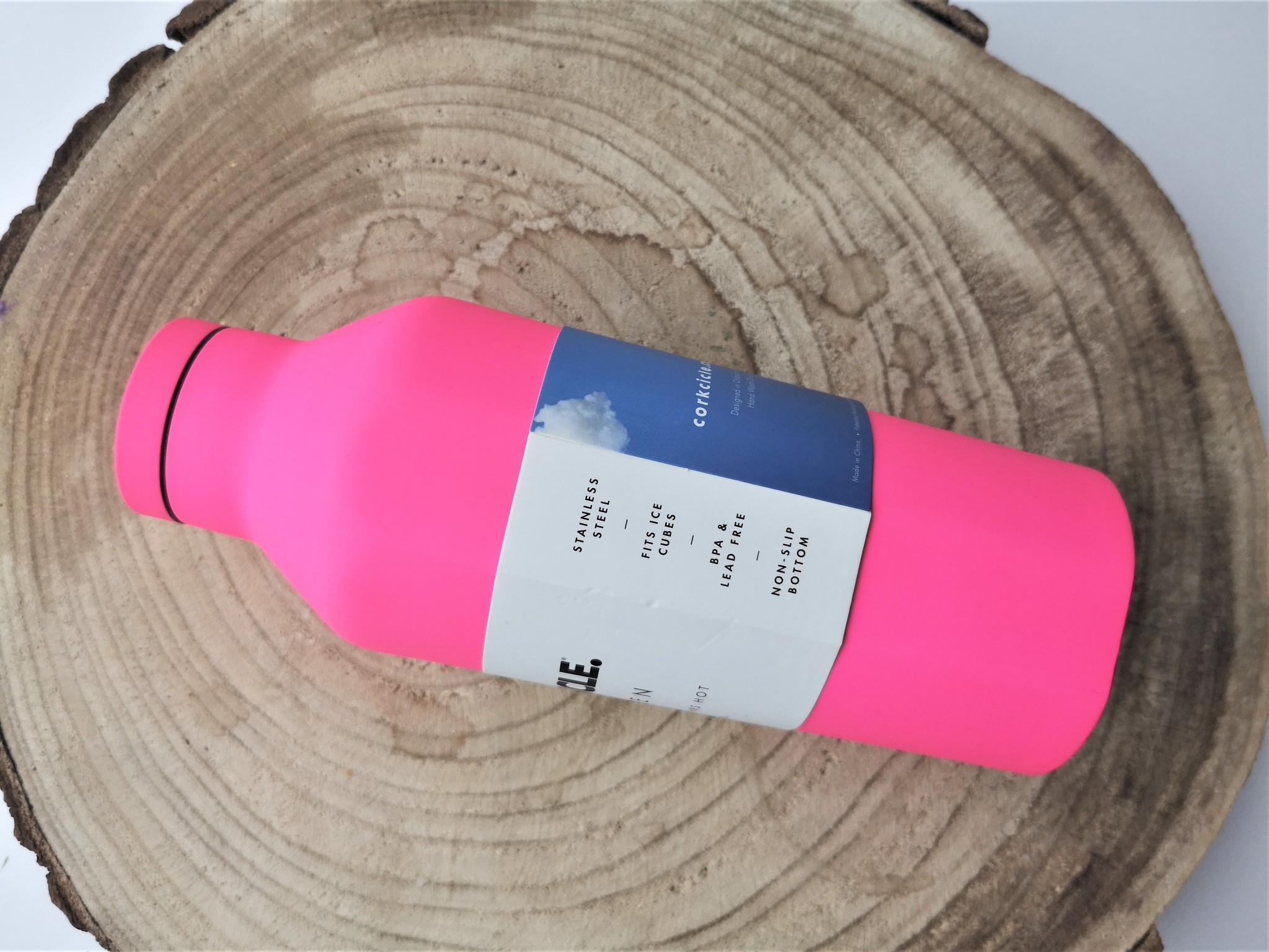 Canteen Fluo Pink - 270ml-2